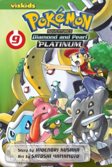 Pokemon Adventures Diamond & Pearl Platinum : 9, Paperback