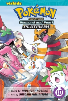 Pokemon Adventures Diamond & Pearl Platinum : 10, Paperback Book
