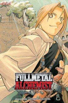 Fullmetal Alchemist (3-in-1 Edition), Vol. 4 : Includes Vols. 10, 11 & 12, Paperback Book