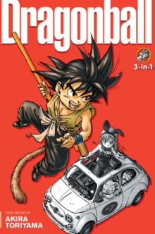Dragon Ball (3-in-1 Edition), Vol. 1 : Includes Vols. 1, 2 & 3 Vols. 1, 2 & 3, Paperback