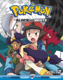 Pokemon Black & White : 12, Paperback
