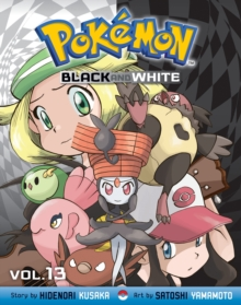 Pokemon Black & White : 13, Paperback