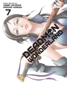 Deadman Wonderland, Paperback Book