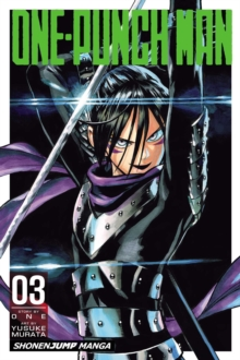 One-Punch Man, Vol. 3, Paperback