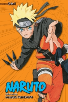 Naruto (3-in-1 Edition), Vol. 10 : Includes Vols. 28, 29 & 30 Includes Vols. 28, 29 & 30, Paperback Book