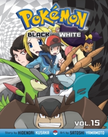 Pokemon Black & White, Paperback