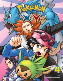 Pokemon XY, Paperback Book