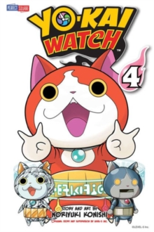 Yo-Kai Watch : Volume 4, Paperback Book