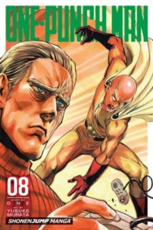 One-Punch Man : Vol. 8, Paperback Book