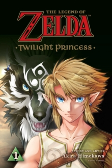 The Legend of Zelda: Twilight Princess, Paperback Book