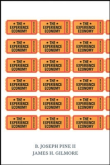Experience Economy, Paperback Book