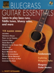 Bluegrass Guitar Essentials, Paperback