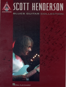 Scott Henderson : Blues Guitar Collection (Tab), Paperback
