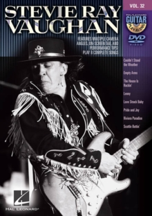 Guitar Playalong: Volume 32 - Stevie Ray Vaughan, DVD  DVD