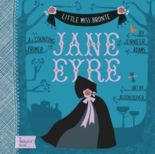 Little Miss Bronte : Jane Eyre, Board book