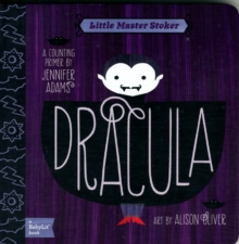 Little Master Stoker : Dracula, Board book