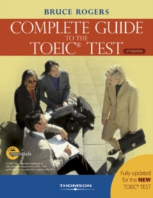 The Complete Guide to the TOEIC Test, Paperback Book