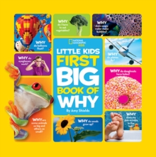Big Book of Why : All Your Questions Answered Plus Games, Recipes, Crafts & More!, Hardback