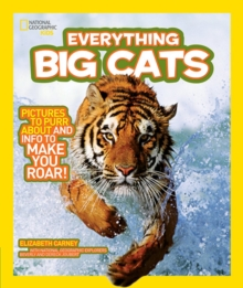 Everything: Big Cats : Pictures to Purr About and Info to Make You Roar!, Paperback Book