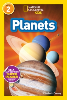 National Geographic Readers : Planets, Paperback