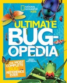 Ultimate Bugopedia : The Most Complete Bug Reference Ever, Hardback