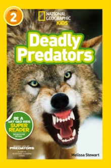 Deadly Predators, Paperback