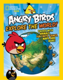 Angry Birds Explore the World, Paperback