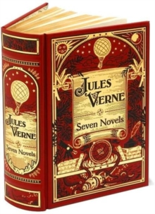 Jules Verne: Seven Novels, Leather / fine binding Book