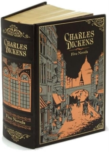 Charles Dickens: Five Novels, Leather / fine binding