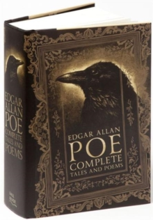 Edgar Allan Poe: Complete Stories and Poems, Hardback