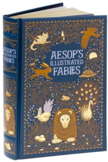 Aesop's Illustrated Fables, Leather / fine binding