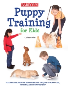 Puppy Training for Kids, Paperback