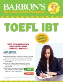 TOEFL Ibt, Mixed media product