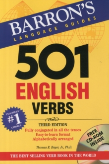 501 English Verbs, Mixed media product