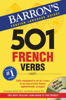 501 French Verbs, Mixed media product