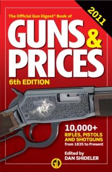 Image of Gun Digest Book of Guns & Prices 2011