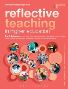Reflective Teaching in Higher Education, Paperback Book