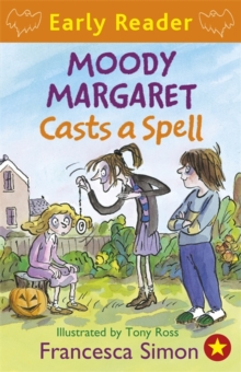 Moody Margaret Casts a Spell, Paperback