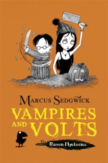 Vampires and Volts, Paperback Book