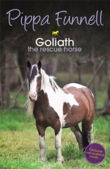 Goliath : the Rescue Horse, Paperback
