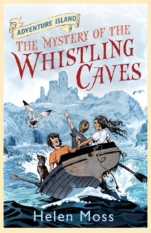 The Mystery of the Whistling Caves, Paperback