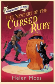 The Mystery of the Cursed Ruby, Paperback