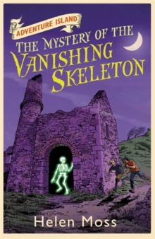 The Mystery of the Vanishing Skeleton, Paperback Book