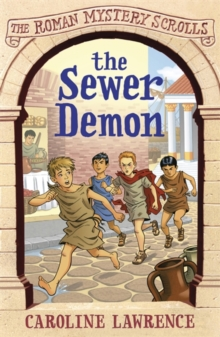 The Sewer Demon, Paperback Book