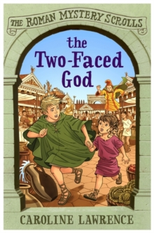 Roman Mystery Scrolls: The Two-Faced God, Paperback