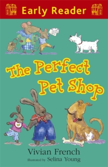 The Perfect Pet Shop, Paperback Book