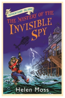 The Mystery of the Invisible Spy, Paperback