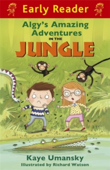Algy's Amazing Adventures in the Jungle, Paperback Book