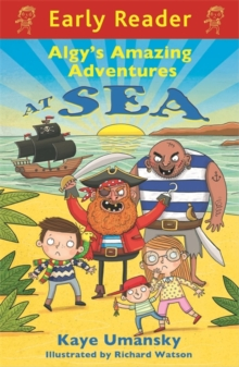 Algy's Amazing Adventures at Sea, Paperback Book