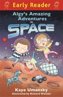 Algy's Amazing Adventures in Space, Paperback Book